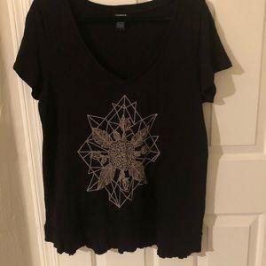 Torrid 1X graphic t shirt
